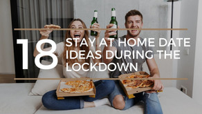 18 Stay at Home Date Ideas During the Lockdown