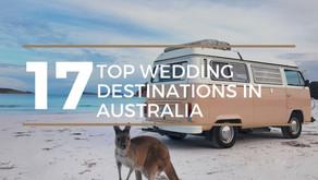 17 Best Wedding Destinations in Australia