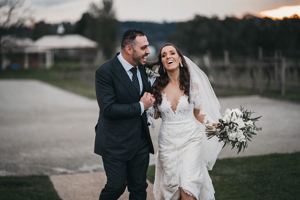 wedding photographers in Melbourne