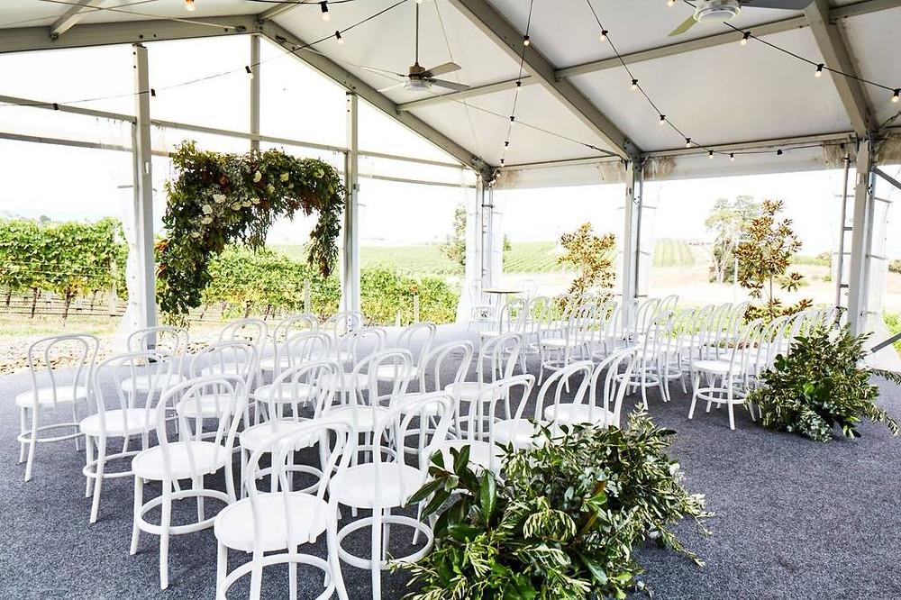 Balgownie Estate Vineyard Wedding