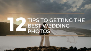12 Tips to Getting the Best Wedding Photos