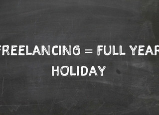Not everything they say about freelancing is true