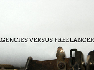 Agency or freelancer. Which one is for me?