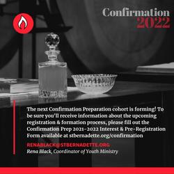 2022 Confirmation Promo