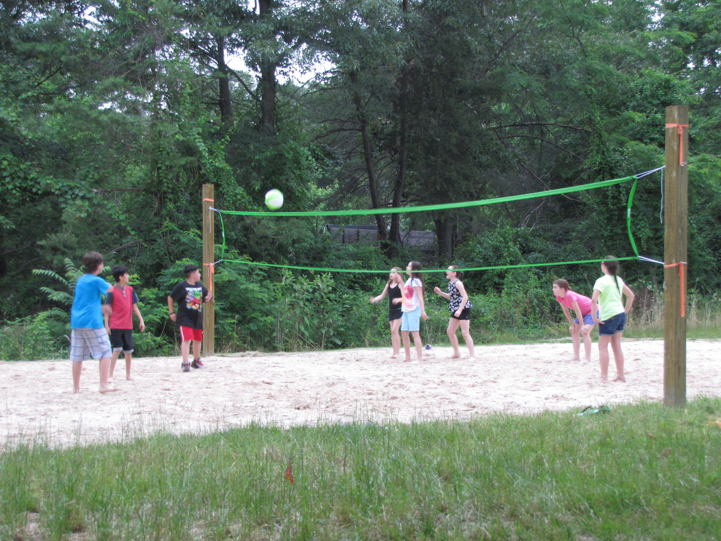 Summer Drop In Volleyball