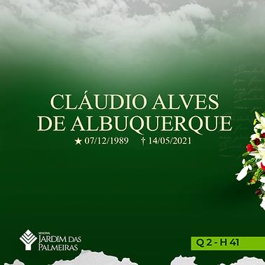 Cláudio Alves de Albuquerque