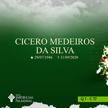 Cicero Medeiros Da Silva