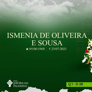 Ismenia de Oliveira