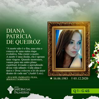 Diana Patricia de Queiroz