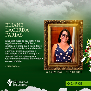 Eliane Lacerda Farias