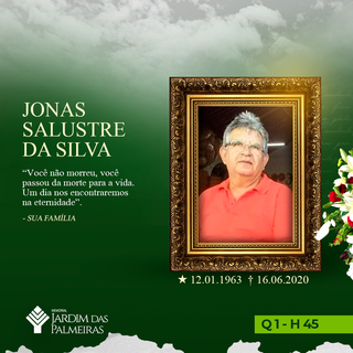 Jonas Salustre da Silva