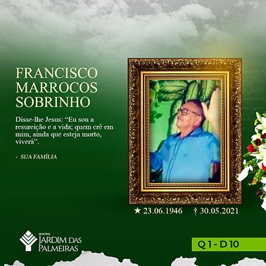 Francisco Marrocos Sobrinho