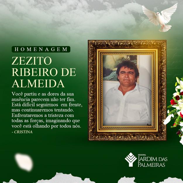 Zezito Ribeiro de Almeida
