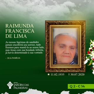 Raimunda Francisca de Lima