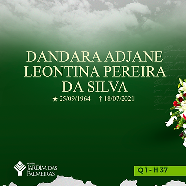 Dandara Adjane Leontina Pereira da Silva
