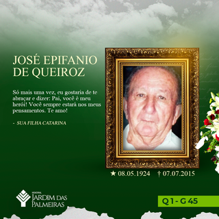 José Epifânio de Queiroz