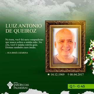 Luiz Antonio de Queiroz