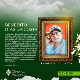 Benedito Dias da Costa