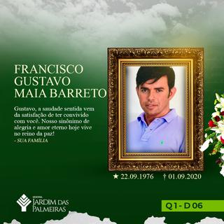 Francisco Gustavo Maia Barreto