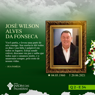 José Wilson Alves da Fonseca