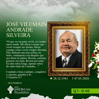 José Vilemain Andrade Silveira