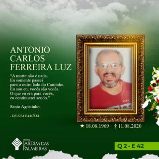 Antonio Carlos Ferreira Luz