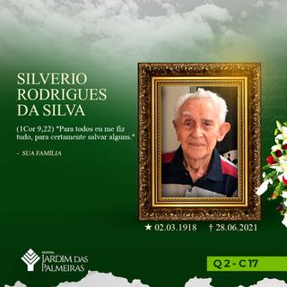 Silverio Rodrigues da Silva