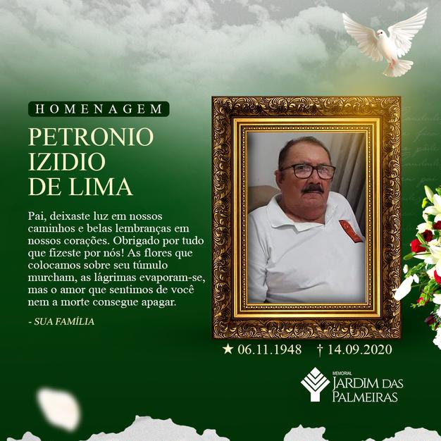 Petronio Izidio de Lima