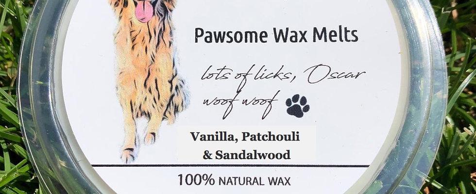 Vanilla,Patchouli & Sandalwood