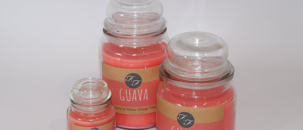 Guava Candle Buy Flicker and Flame