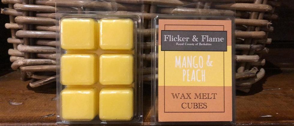 Mango & Peach Wax Melt