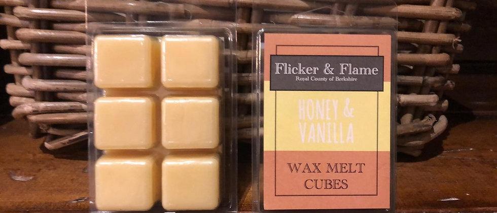 Honey & Vanilla Wax Melt