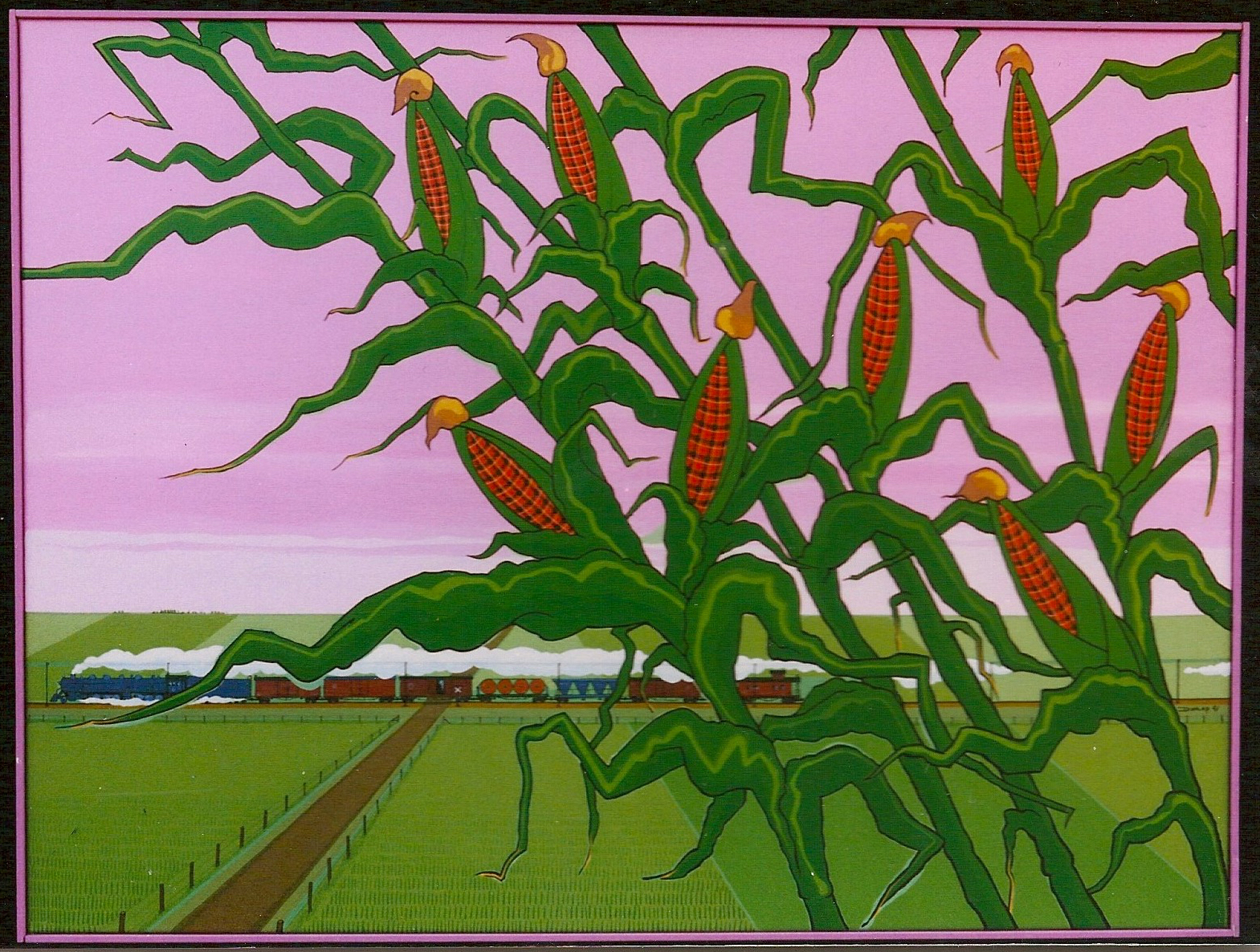 Scottish Corn