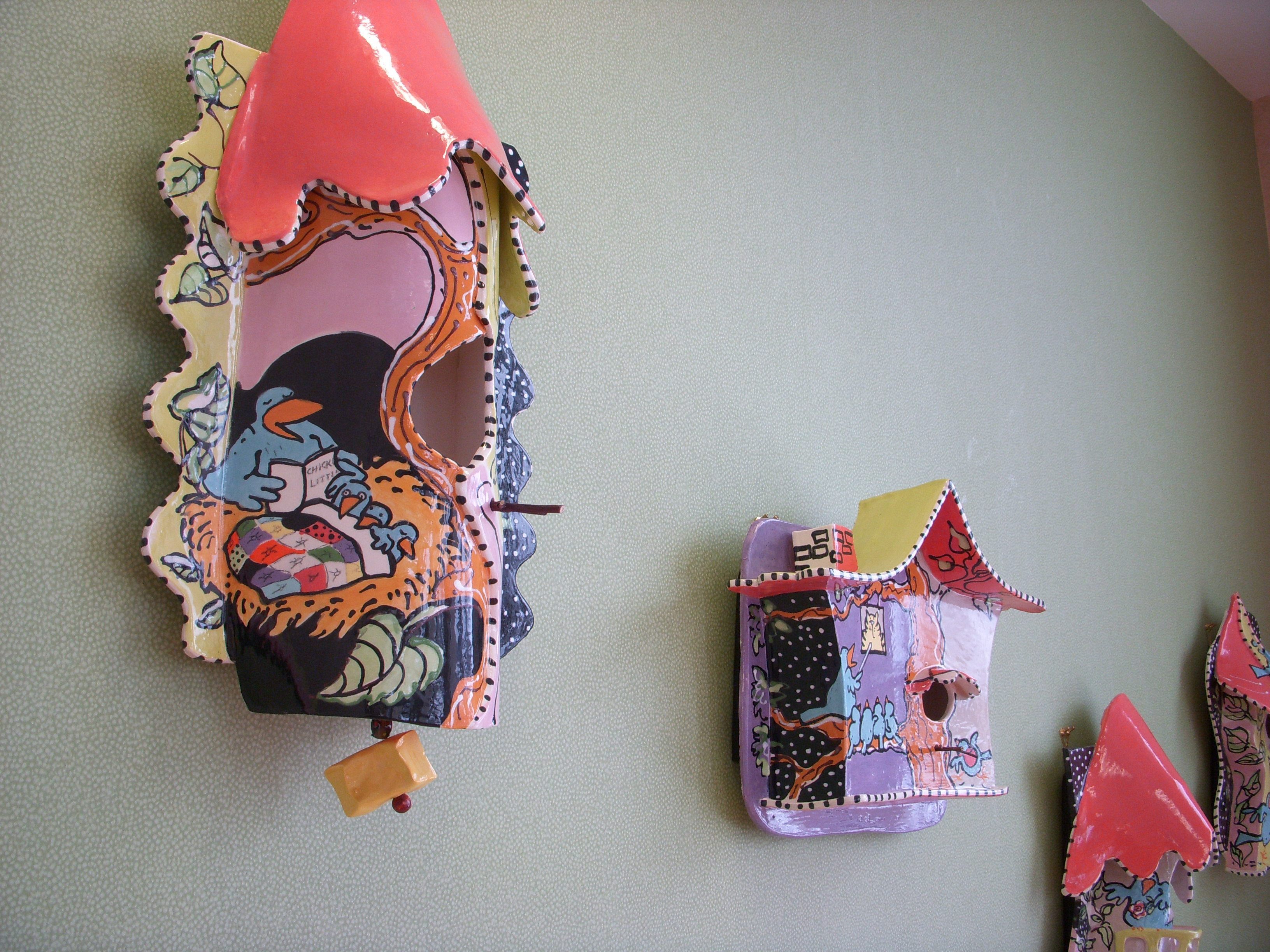 Birdhouse Installation