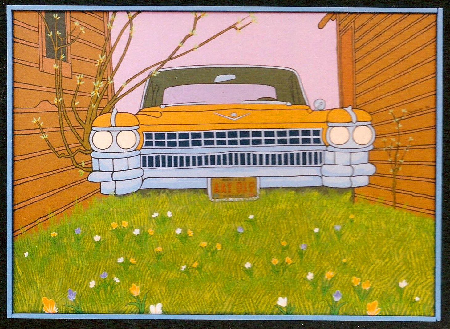 Cadillac Four Seasons - spring