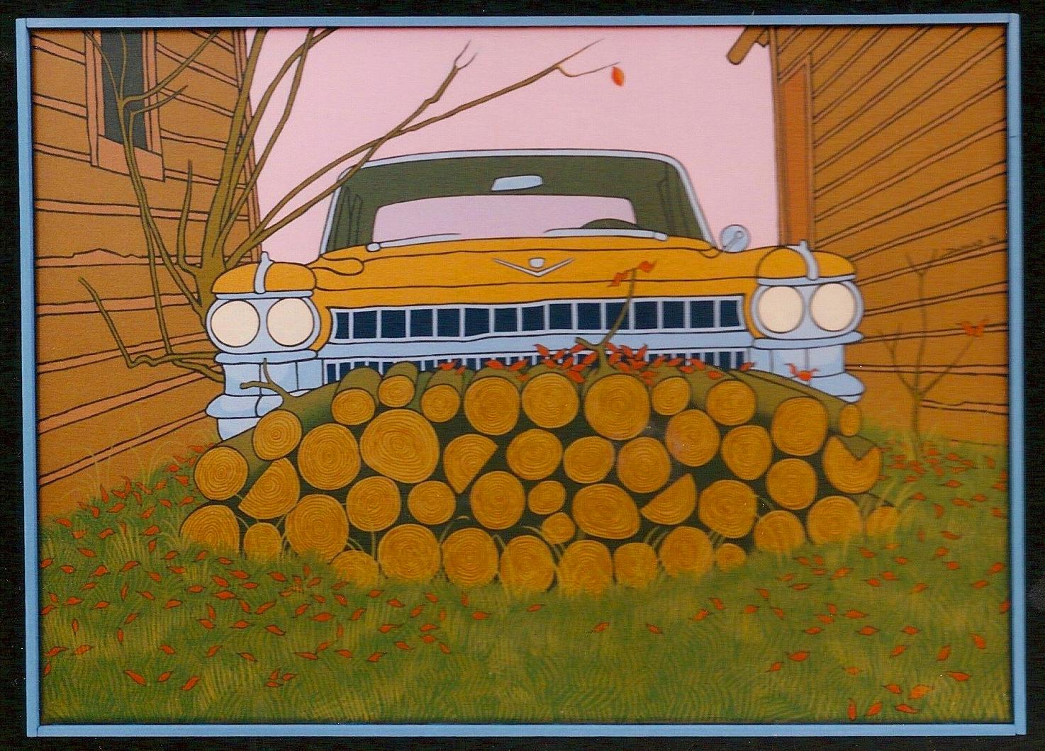 Cadillac Four Seasons - fall