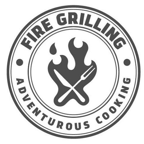 Outdoor cooking with Fire Grilling Products.