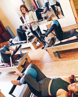 Khayla Jordan Golucke pilates dance