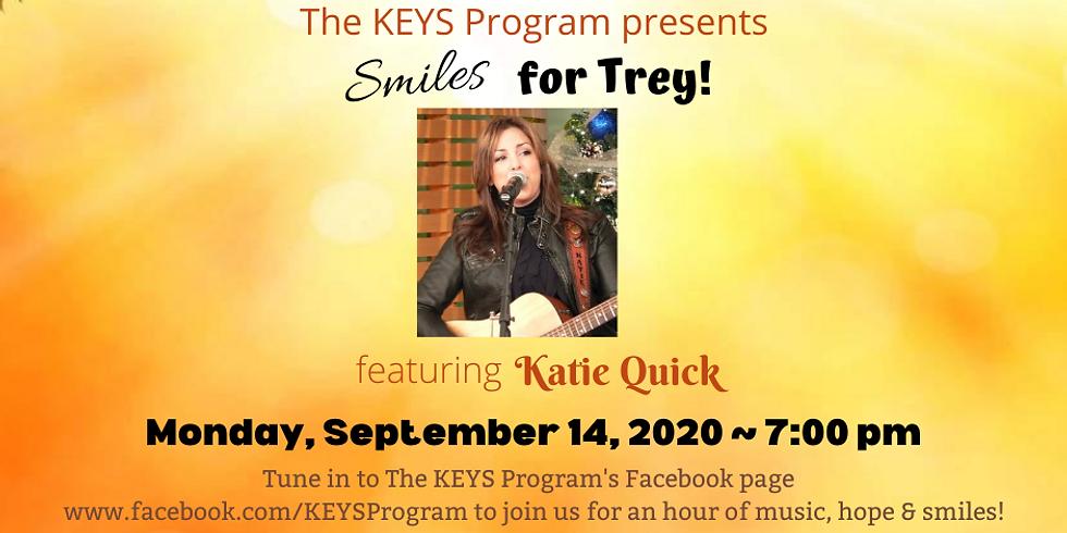 Smiles for Trey!
