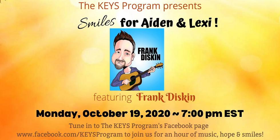 Smiles for Aiden & Lexi!