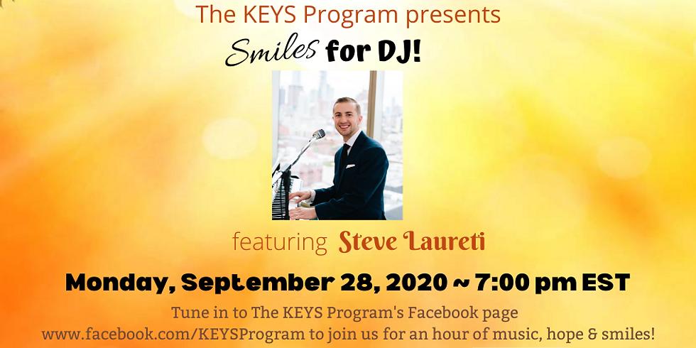 Smiles for DJ!