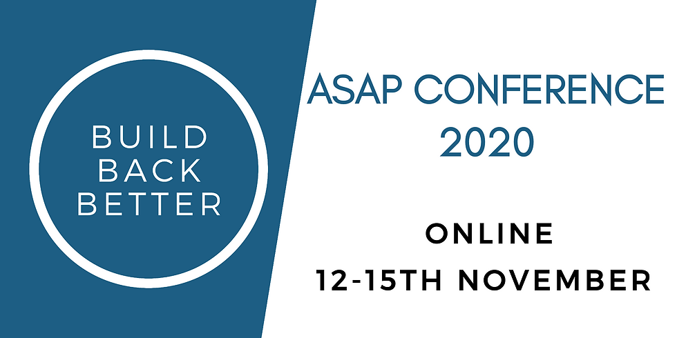ASAP Conference 2020