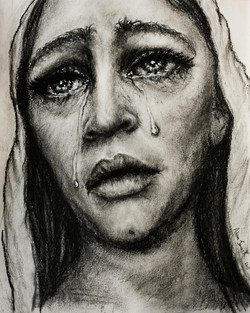 She Weeps For Them