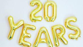 Happy 20th Birthday VSAS!