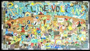 Community Mosaics Project at Niaulani: Lisa Louise Adams & VSAS