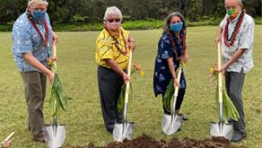 Keakealani Campus Breaks Ground!