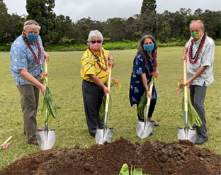 Keakealani Campus Breaks Ground!