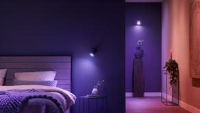 Fjärrkontroll till lampor - Märsta Elektriker + Philips Hue