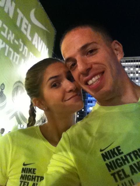 ריצת הלילה בתל אביב