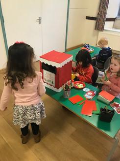 Christmas Post Office in full swing!